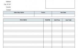 002 Sensational Self Employed Invoice Template Excel Inspiration  Uk