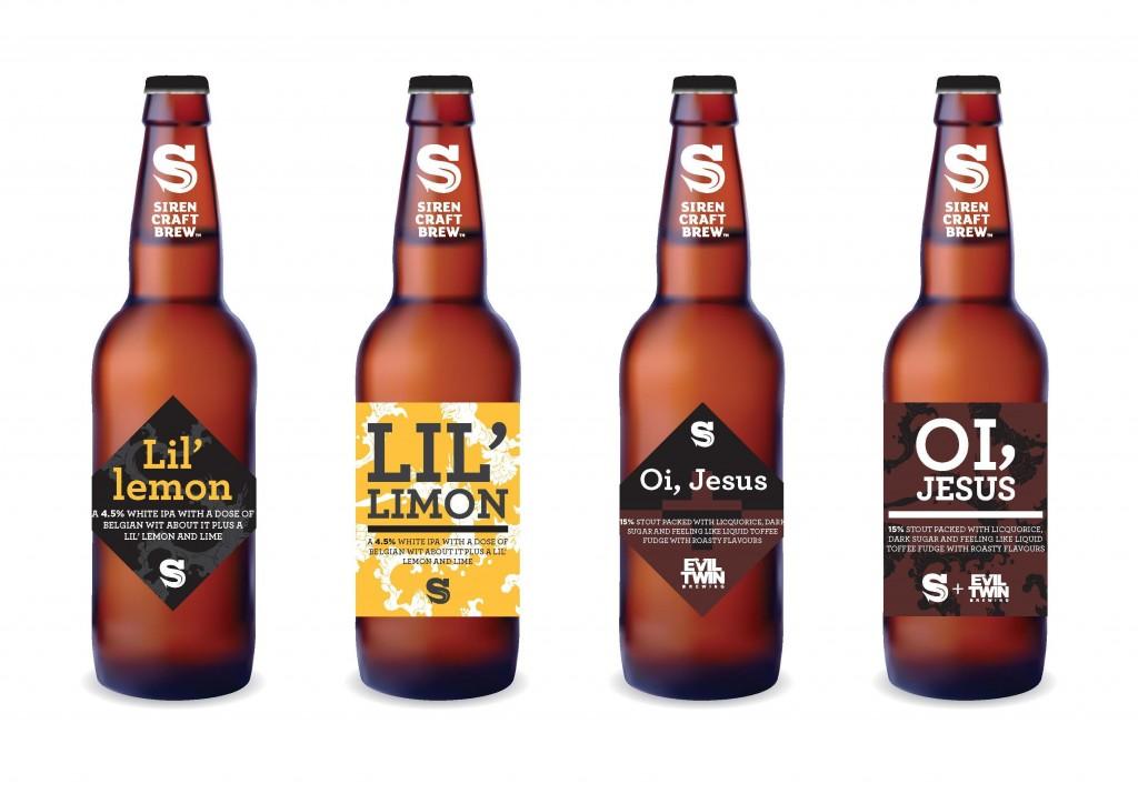 002 Shocking Beer Bottle Label Template Concept  Free Dimension WordLarge