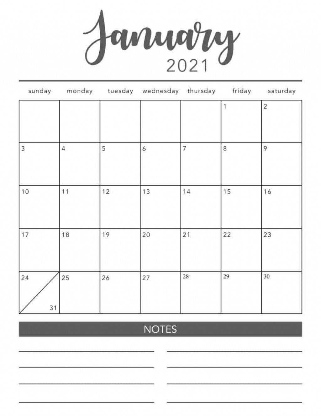 002 Shocking Free Printable Blank Monthly Calendar Template Highest Quality Large