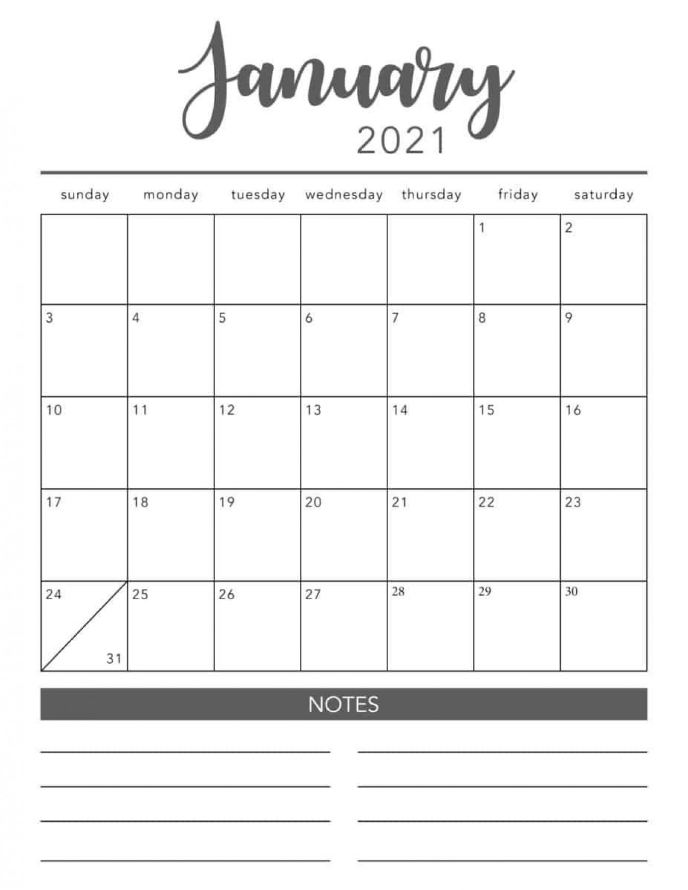 002 Shocking Free Printable Blank Monthly Calendar Template Highest Quality 1400