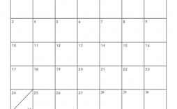 002 Shocking Free Printable Blank Monthly Calendar Template Highest Quality  Templates