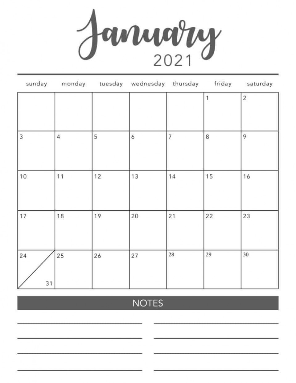002 Shocking Free Printable Blank Monthly Calendar Template Highest Quality 960