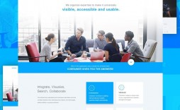 002 Shocking Free Professional Website Template Download Idea  Html And Cs With Jquery Busines