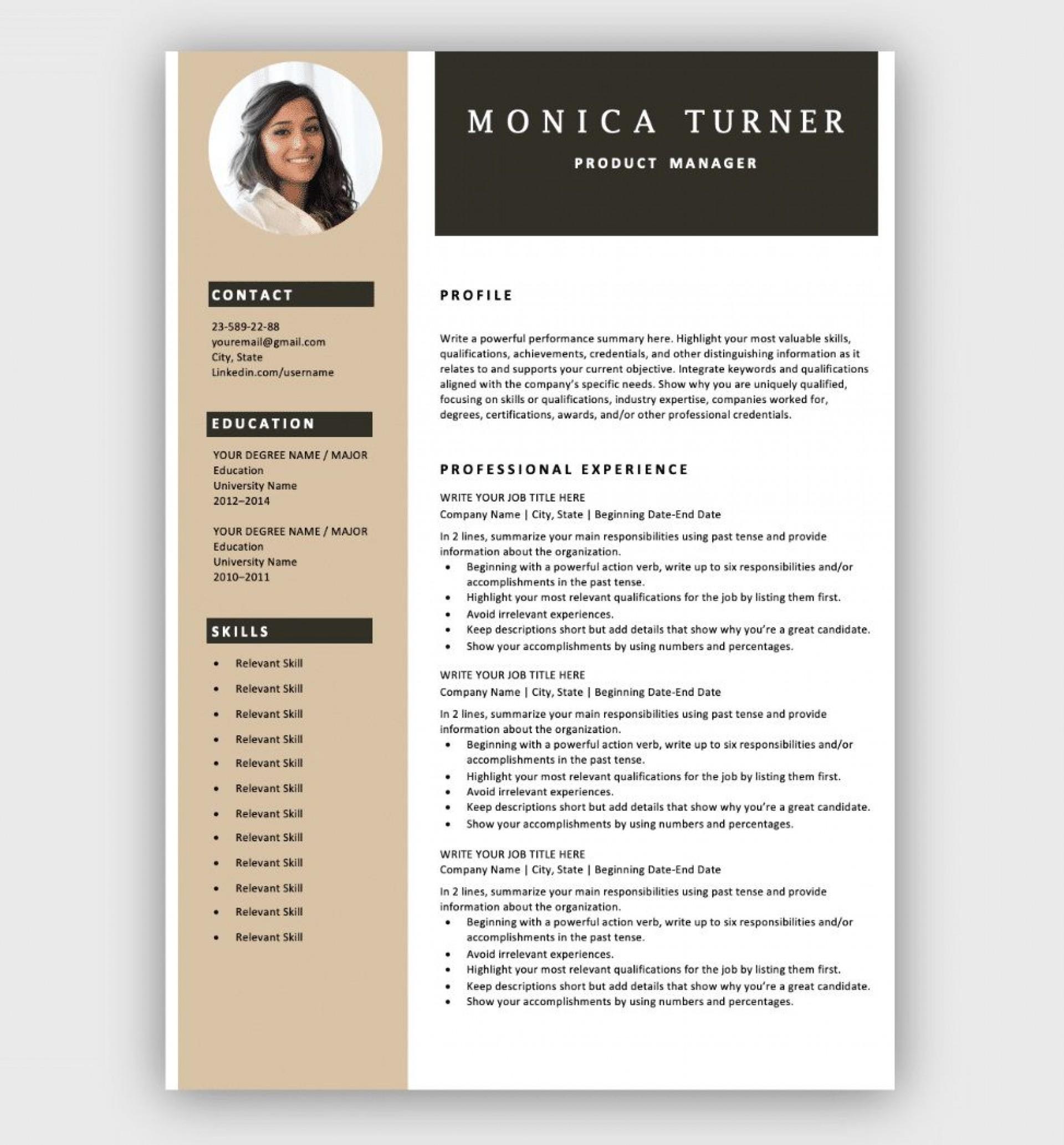 002 Shocking Free Resume Template Microsoft Word Idea  2007 Eye Catching Download 20101920