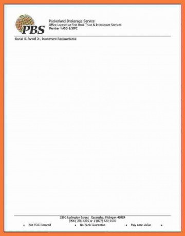 002 Shocking Letterhead Example Free Download High Resolution  Format In Word For Company Pdf360