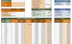 002 Shocking Loan Amortization Template Excel Example  Schedule Free Download
