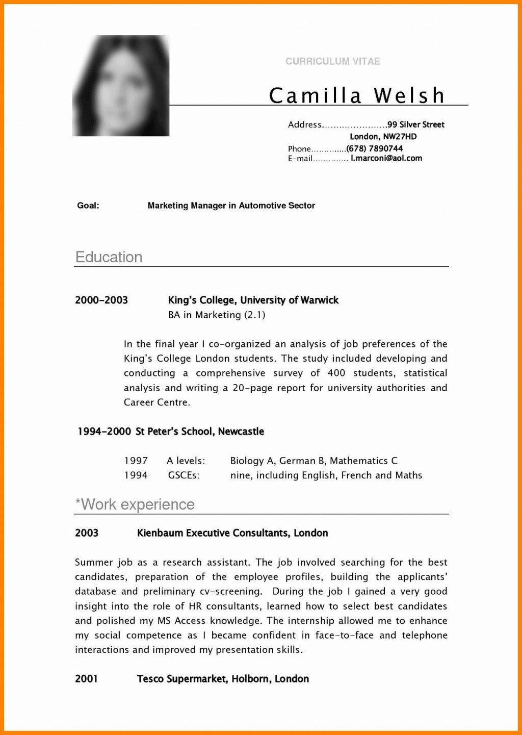 002 Shocking Resume Template For College Student Idea  Students Free Download Example With Little Work ExperienceLarge