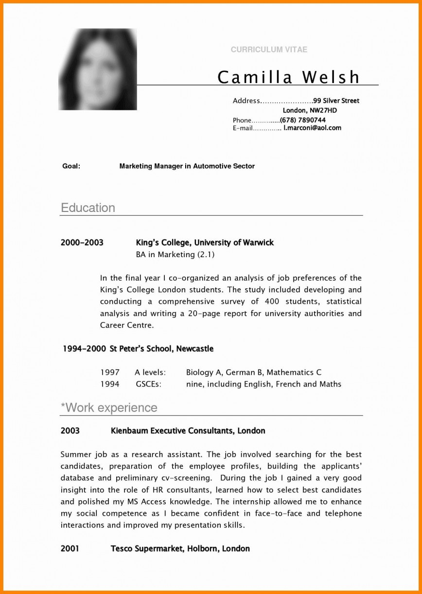 002 Shocking Resume Template For College Student Idea  Students Example Computer Science Download Free