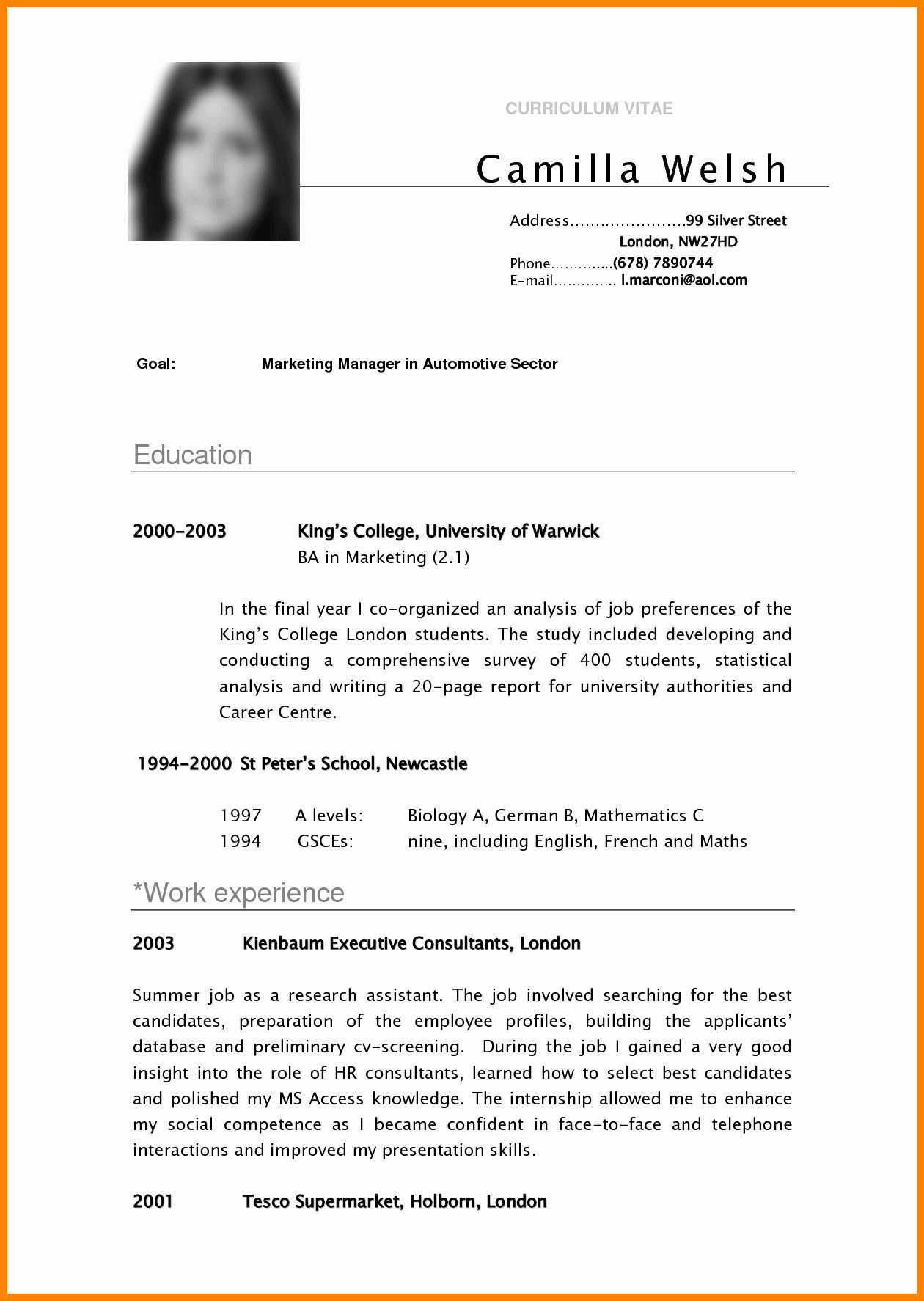 002 Shocking Resume Template For College Student Idea  Students Free Download Example With Little Work ExperienceFull