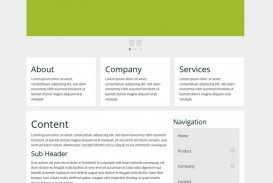 002 Shocking Simple Web Page Template Concept  Html Website Free Download In Design Using And Cs