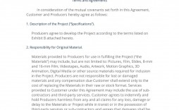 002 Shocking Wedding Videographer Contract Template High Definition  Videography Pdf