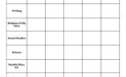 002 Shocking Weekly School Planner Template Sample  Lesson Plan Primary Planning Schedule Printable