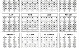 002 Simple 2020 Payroll Calendar Template Sample  Biweekly Canada Free Excel