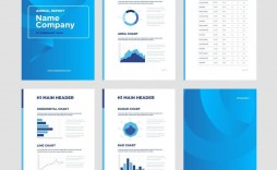 002 Simple Annual Report Design Template Picture  Templates Word Timeles Free Download In