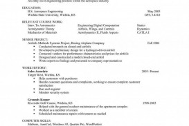 002 Simple College Freshman Resume Template Picture