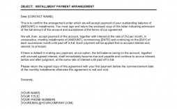 002 Simple Installment Payment Contract Template High Resolution  Car Agreement Monthly