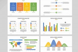 002 Simple Social Media Proposal Template Ppt Image