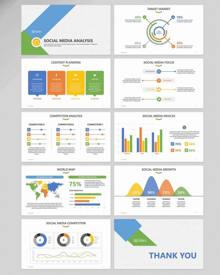 002 Simple Social Media Proposal Template Ppt Image 728