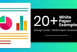 002 Simple Technical White Paper Template High Def  Example Doc