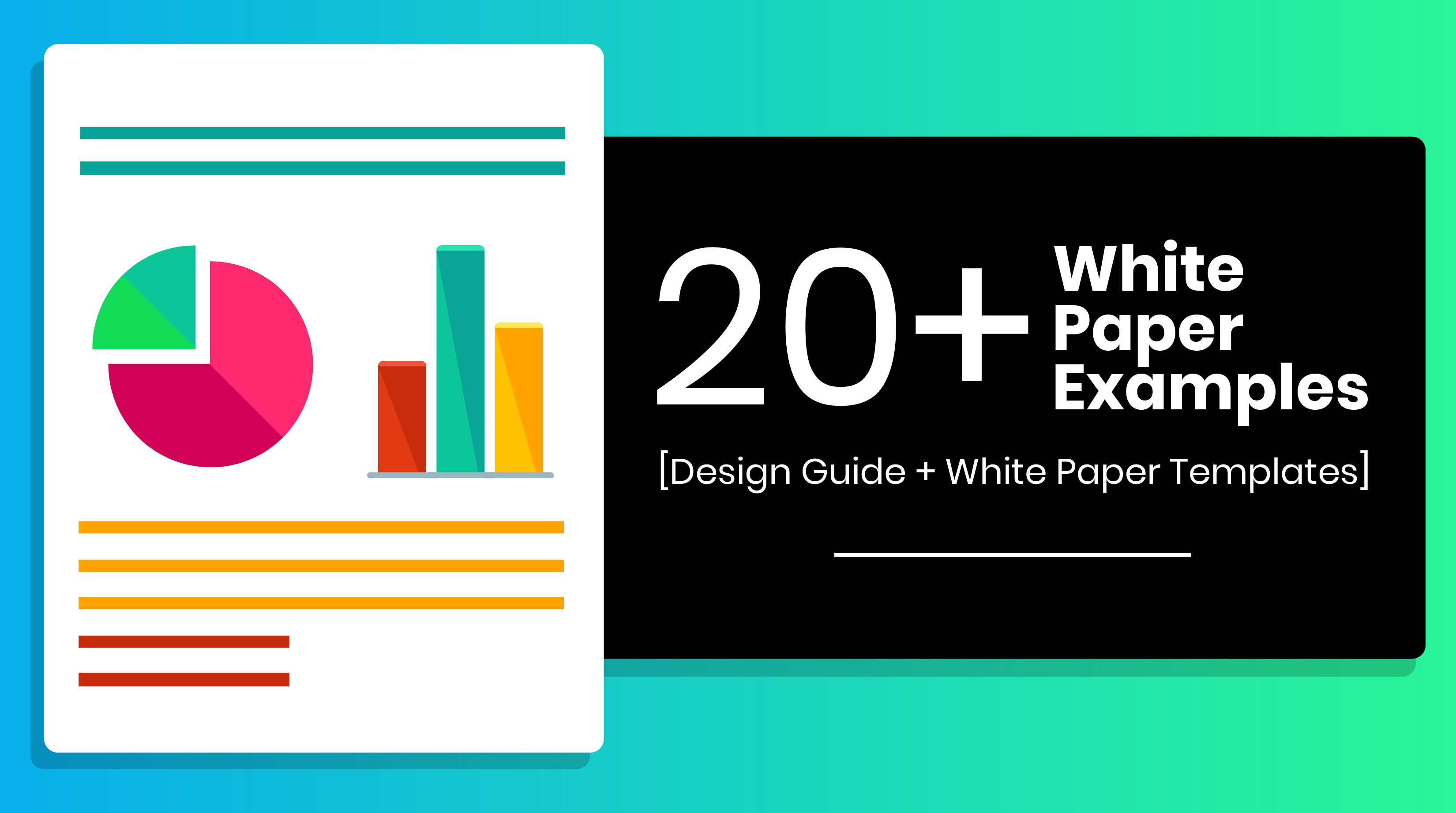 002 Simple Technical White Paper Template High Def  Example DocFull