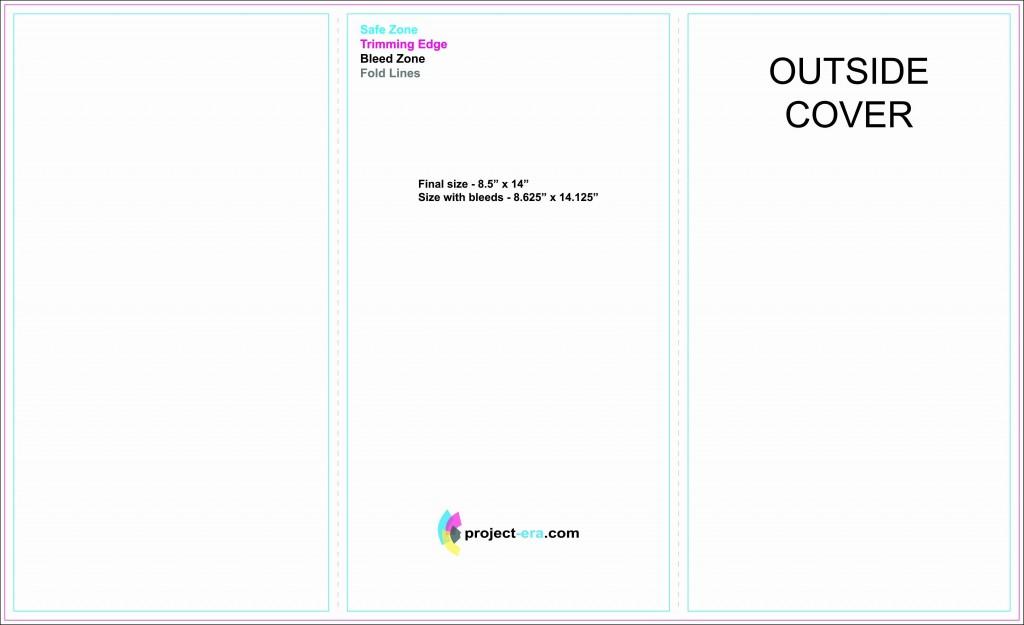 002 Simple Tri Fold Template Google Doc Sample  Docs Brochure Free Pamphlet Blank SlideLarge