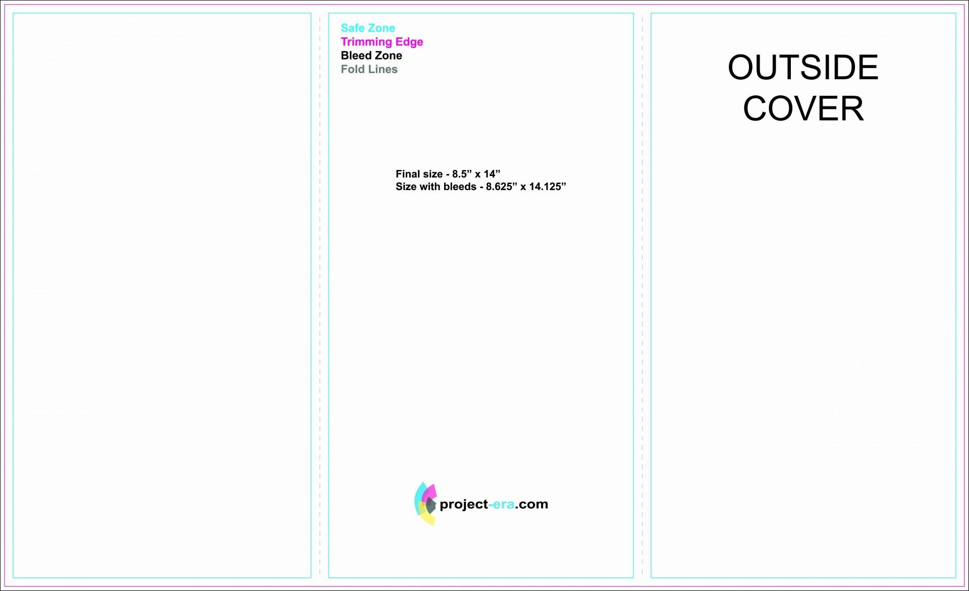 002 Simple Tri Fold Template Google Doc Sample  Docs Brochure Free Pamphlet Blank Slide1920