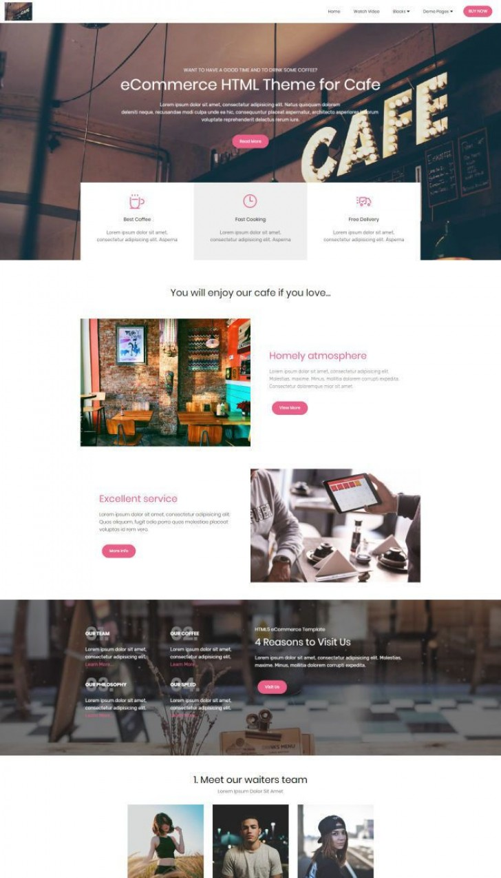 002 Simple Web Template Download Html Sample  Html5 Website Free For Busines And Cs With Bootstrap Responsive728