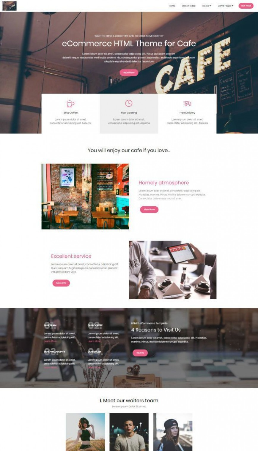 002 Simple Web Template Download Html Sample  Html5 Website Free For Busines And Cs With Bootstrap Responsive868