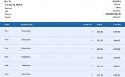 002 Singular Auto Repair Invoice Template Excel Highest Clarity