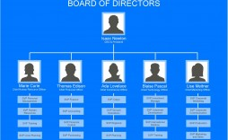 002 Singular Hierarchy Organizational Chart Template Word Picture  Hierarchical Organization -