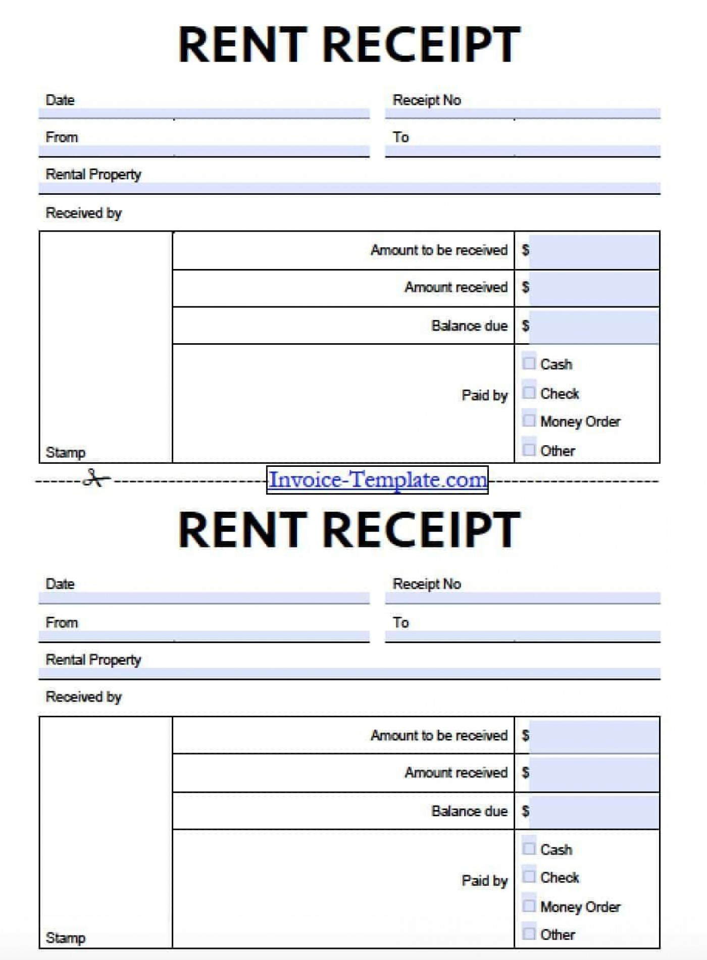 002 Singular House Rent Receipt Sample Doc Inspiration  Template Word Document Free Download Format For Income Tax1400