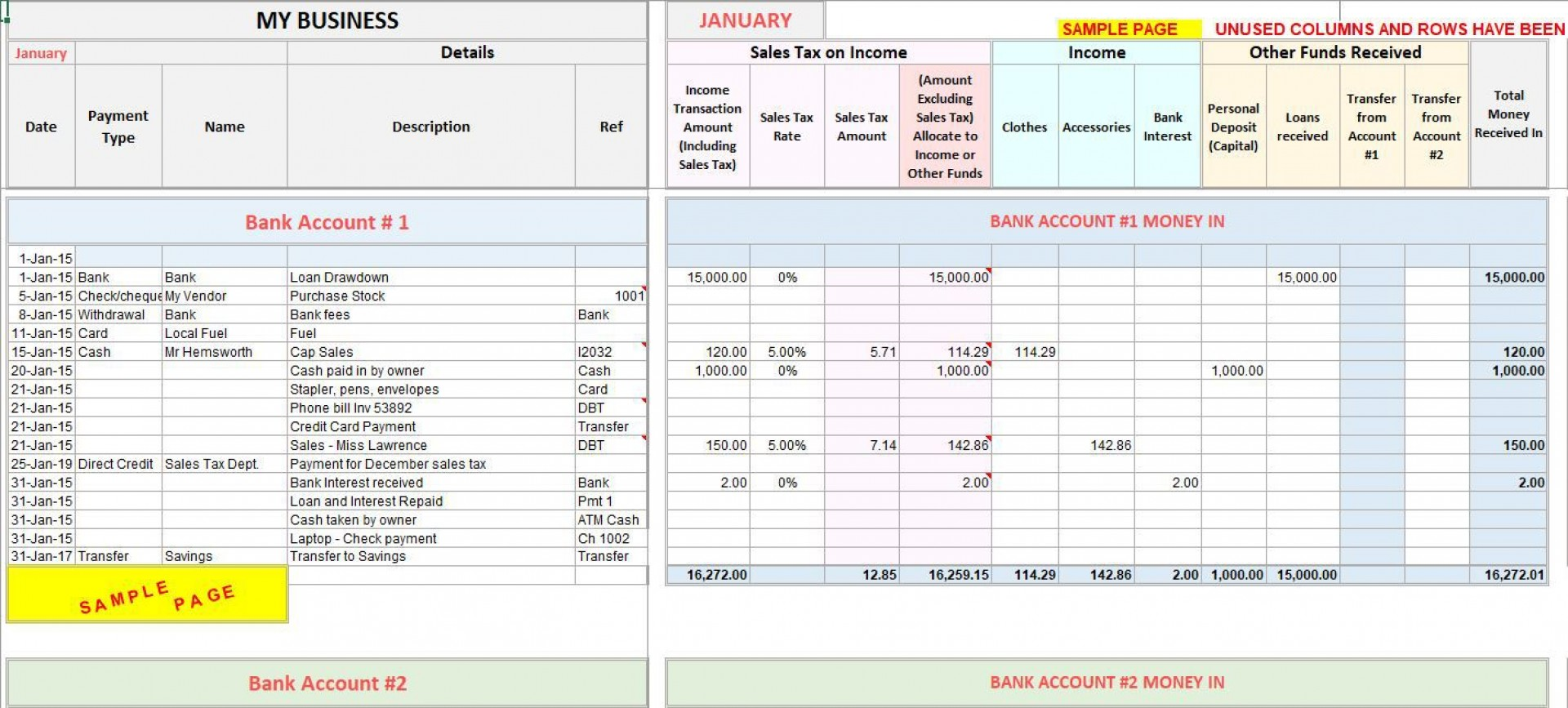 002 Singular Microsoft Excel Accounting Template Download Highest Clarity 1920
