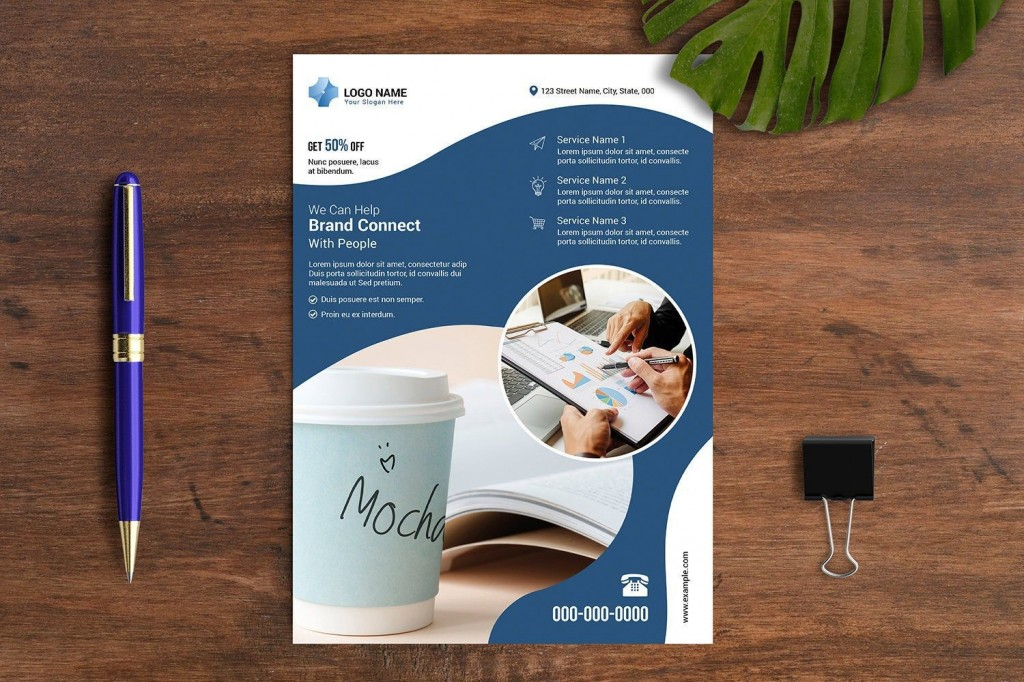 002 Singular Microsoft Office Flyer Template High Resolution  Templates Christma PartyLarge
