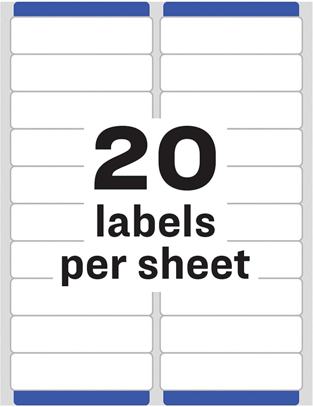 002 Singular Microsoft Word Addres Label Template 20 Per Sheet Example Large