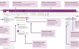 002 Singular Onenote 2010 Project Management Template High Resolution  Templates Download 2016
