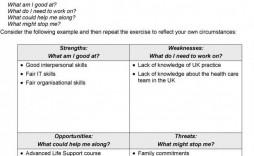 002 Singular Professional Development Plan For Teacher Template Doc Design