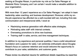 002 Singular Sale Cover Letter Template Picture  Account Manager Word Rep