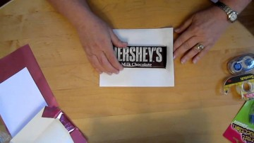 002 Staggering Candy Bar Wrapper Template Measurement Image  Dimension360