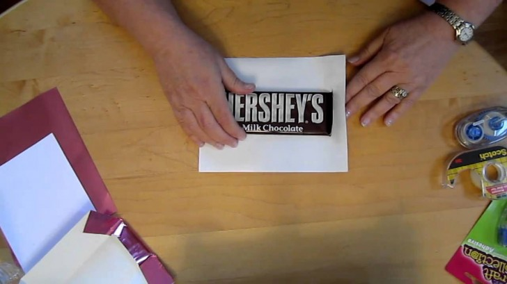 002 Staggering Candy Bar Wrapper Template Measurement Image  Dimension728
