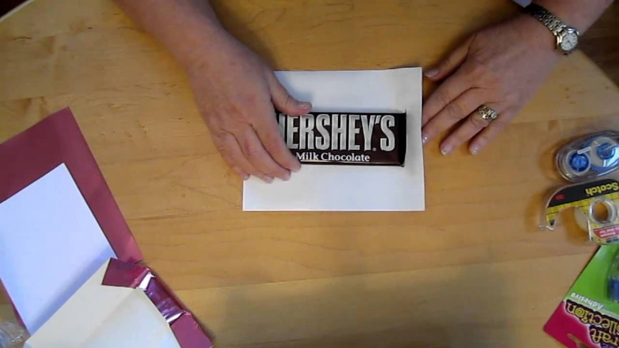 002 Staggering Candy Bar Wrapper Template Measurement Image  Dimension868