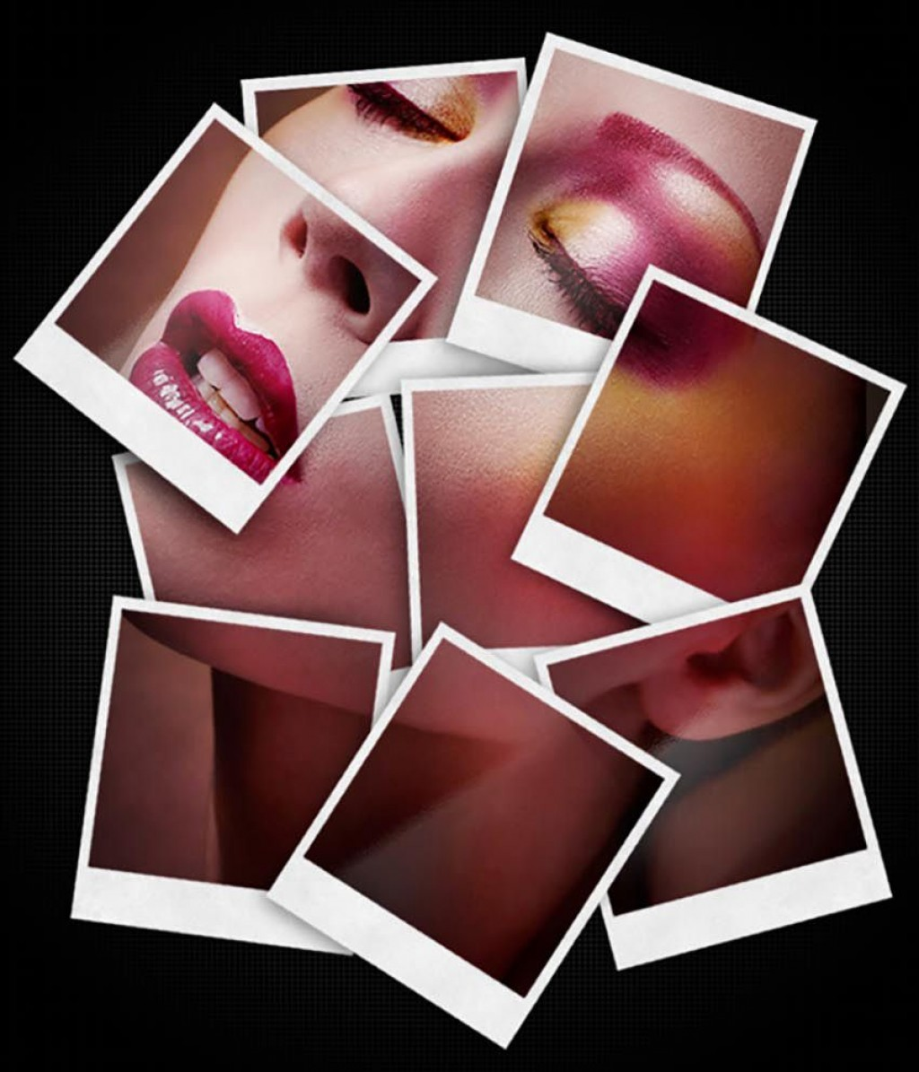002 Staggering Free Photo Collage Template Download Picture  Psd PowerpointLarge