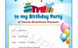 002 Staggering Party Invitation Template Word Design  Tea Retirement M Free Christma Microsoft