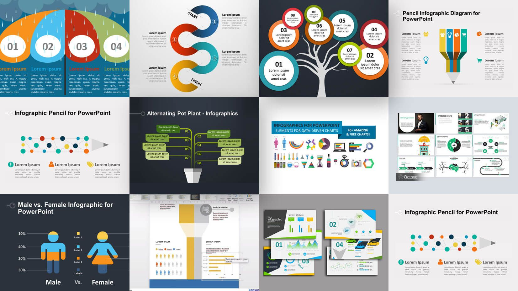 002 Staggering Power Point Presentation Template Free High Resolution  Powerpoint Layout Download 2019 Modern BusinesFull