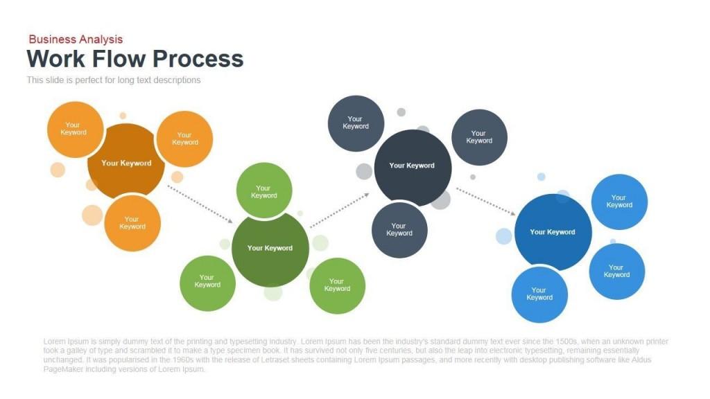 002 Staggering Ppt Flow Chart Template Concept  Powerpoint Flowchart SmartartLarge