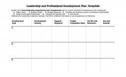 002 Staggering Professional Development Plan Template High Definition  Example For Manager Excel