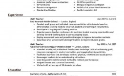 002 Staggering Resume Sample For Teaching Position Design  Teacher Aide In College
