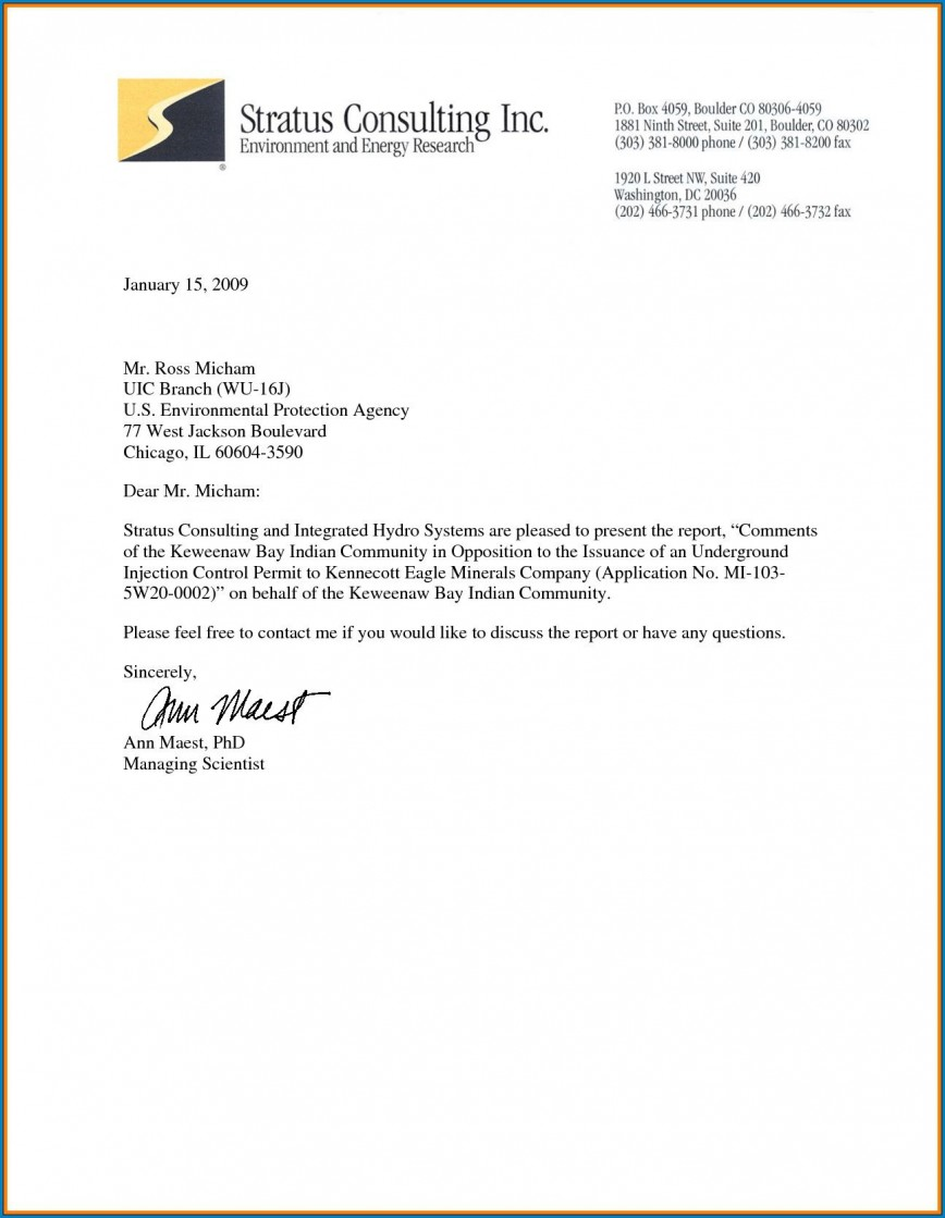 002 Staggering Sample Busines Letter Template Inspiration  Of Intent Formal Free