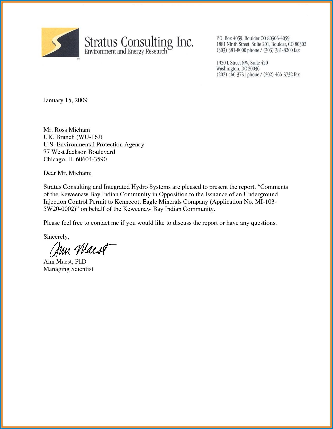 002 Staggering Sample Busines Letter Template Inspiration  Of Intent Formal FreeFull