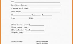002 Staggering Tax Deductible Donation Receipt Template Australia Picture