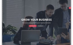 002 Stirring Free Busines Website Template Download Html And Cs Jquery Image  Responsive For It Company